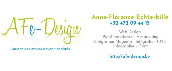 AFe-Design Signature mail