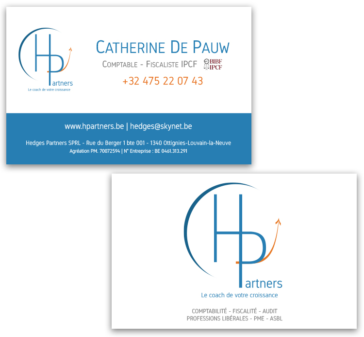 HPartners Carte de visite